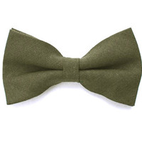 Tok Tok Designs Pre-Tied Bow Tie for Men & Teenagers (B167, 100% Cotton)
