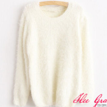 Casual Loose Soft Women Sweater