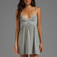Juicy Couture Sleep Essential Nightie in Heather Cozy from REVOLVEclothing.com