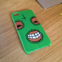 Ofwgkta Odd Future Tyler The Creator Balaclava Ski Mask Hand Crafted Custom iPhone 4 - 4s Case/Cover