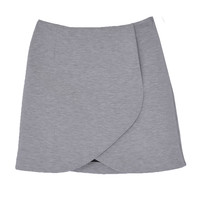 WRAP MINI SKIRT - EMODA Global Online Store