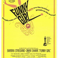 Funny Girl 11x17 Movie Poster (1972)