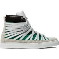 Mix Falco High Layered Sneakers