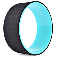 2016 Yoga Wheel Pilates Professional ABS Yoga Circles Gym Workout Back Training Tool For Waist Shape Bodybuilding For Fitness