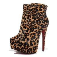 CL Christian Louboutin Fashion Heels Shoes-124