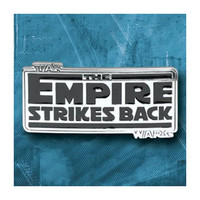 Star Wars Men's Empire Strikes Back Belt Buckle Silver
