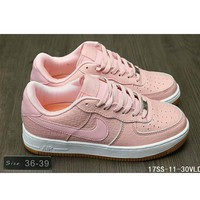Tagre™ Nike Air fashion casual men and women low to help plate shoes F-HAOXIE-ADXJ Pink
