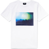 A.P.C. - Gig Printed Cotton-Jersey T-Shirt