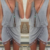 Almighty Crochet Dress
