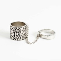 Rough Stuff Chained RIng