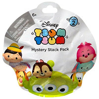 Disney Tsum Tsum Series 2 Mystery Stack Pack