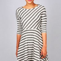 Dasher Stripe Dress | Casual Dresses at Pink Ice