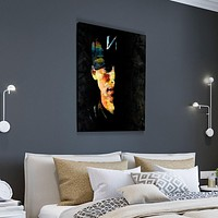 ИF Canvas Wall Art, American Rapper NF