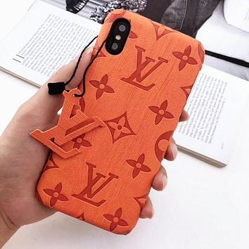 LV new personality iPhone 11 mobile phone case cover