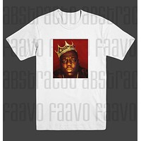 Notorious BIG Biggie Crown Unisex T Shirt
