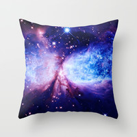 A Star is Born Throw Pillow by 2sweet4words Designs