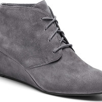 Vionic with Orthaheel Technology Becca Wedge Bootie