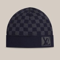 Petit Damier Cap - Louis Vuitton  - LOUISVUITTON.COM