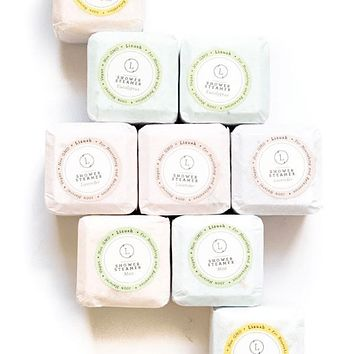 Scented Natural Shower Steamers