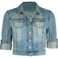 HIGHWAY Womens Denim Jacket     193603858 | Jackets | Tillys.com