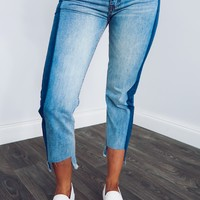 Girl Talk Jeans: Denim