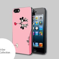 Happy Valentines Day Disney mickey minnie mouse For iPhone, Samsung Galaxy and iPod cases