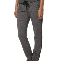 2 CHILLIES WARRIOR TRACKPANT - BLACK GREY MARLE