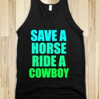 Save A Horse