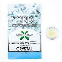 PURE CBD (CANNABIDIOL)  CRYSTALLINE ISOLATE (99.9% PURE)