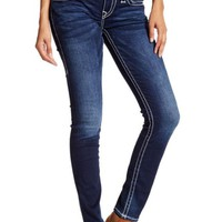 DCCKHB3 True Religion | Skinny Big T Flap Pocket Jean