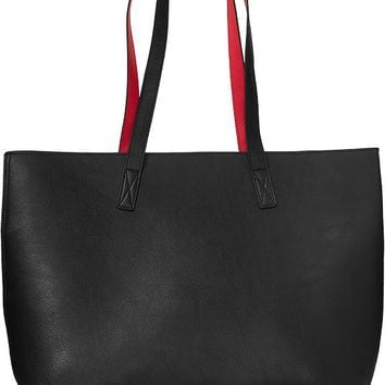 Old Navy Reversible Faux Leather Tote