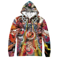 Trippy Thoughts Hoodie