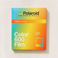 Polaroid Originals X UO Limited Edition Rainbow Frame 600 Instant Film | Urban Outfitters
