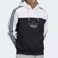 Adidas Hot Sale Men Women Casual Print Hoodie Sweater Sweatshirt Pullover Top