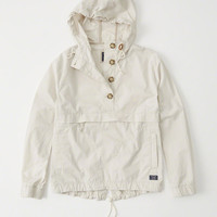 Womens Pullover Jacket | Womens Jackets & Coats | Abercrombie.com