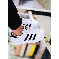 """""""Adidas"""" Women Casual Running Sport Shoes Sneakers F"""