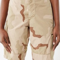Urban Renewal Remade Camo Cargo Short | Urban Outfitters