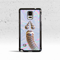 Trippy Sloth Heads Case Cover for Samsung Galaxy S3 S4 S5 S6 Edge Active Mini or Note 1 2 3 4 5