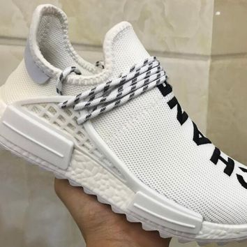 Fear of God X Human Race NMD
