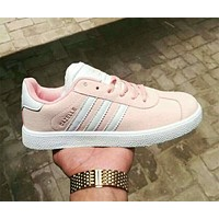 """ Adidas"" Fashion Casual  Unisex Breathable Comfortable Couple Sneakers Running Shoes"