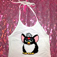 SWEET LORD O'MIGHTY! Furby Halter Neck