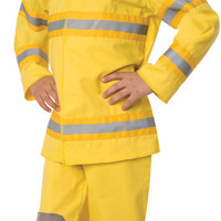 boy's costume: fireman | medium