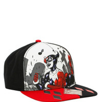 DC Comics Harley Quinn Cemetery Snapback Hat