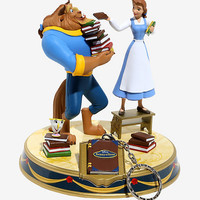 Disney Beauty And The Beast Finders Keypers Statue