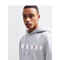 DCCK2 586 Nike Air Jordan Fashion Causal Sports Hoodie Gray