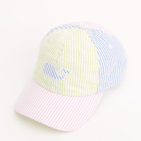 Party Whale Baseball Hat for the Kentucky Derby - Vineyard Vines