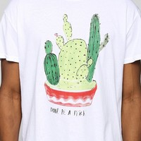 Coral Castles Don't Be Tee - Urban Outfitters