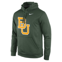 Nike Practice Performance Pullover (Baylor) Men's Training Hoodie