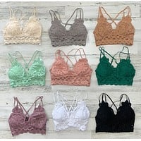 Free People Inspired Bralettes