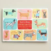 Large Best in Show Sticky Notes - World Market